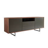 "Anderson 79"" Sideboard   Sideboards & Storage Eurostyle, Old Bones Co  https://www.oldbonesco.com/"