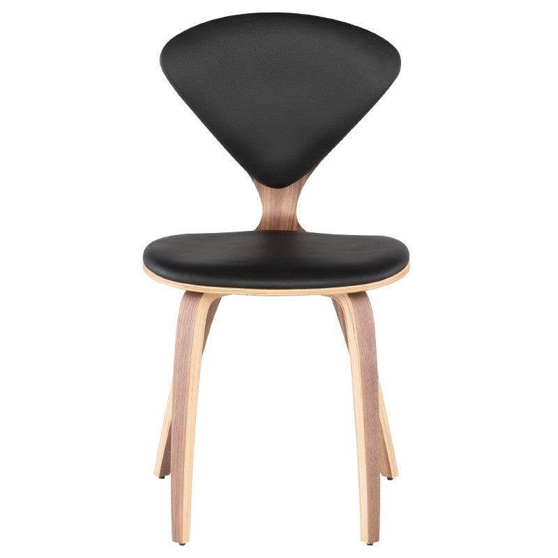 Satine Dining Chair Black Black Dining Chair Nuevo Old Bones Furniture Company https://www.oldbonesco.com/