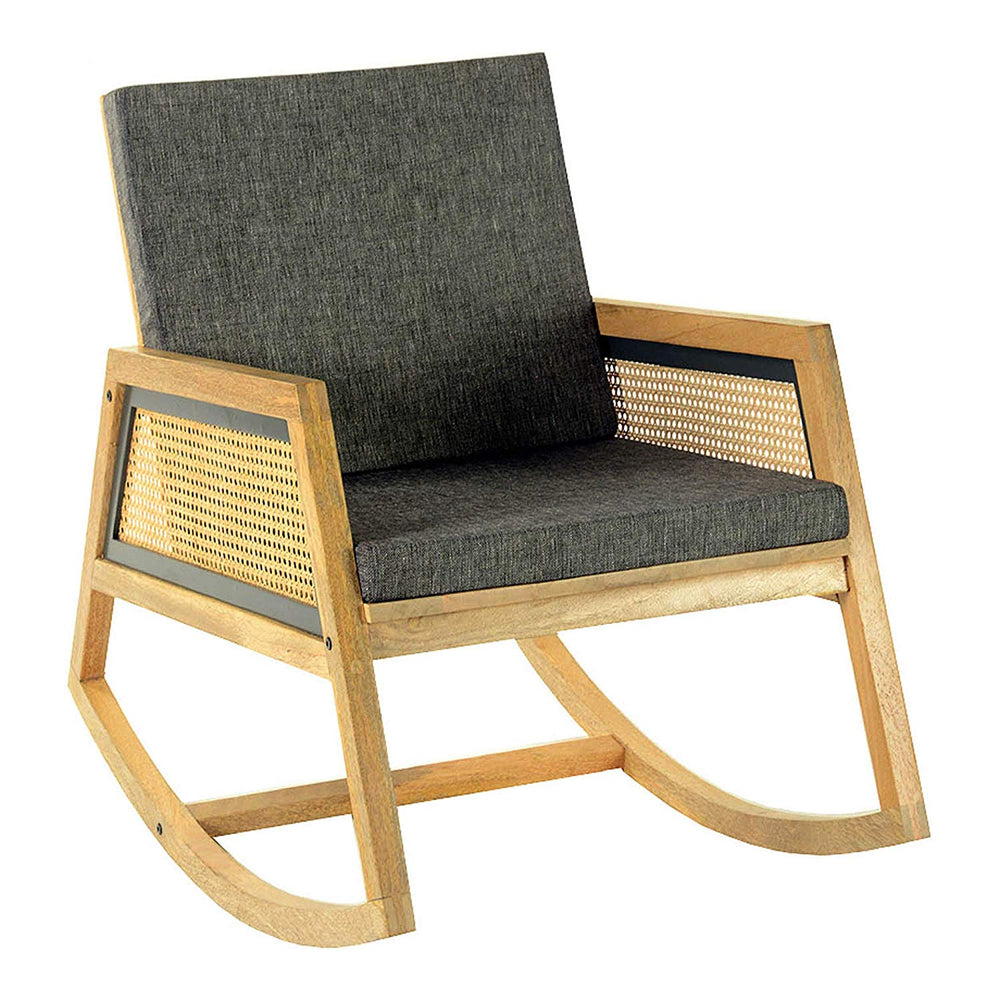 Ashton Rocher   Lounge Chair Moe's Four Hands, Mid Century Modern Furniture, Old Bones Furniture Company, https://www.oldbonesco.com/
