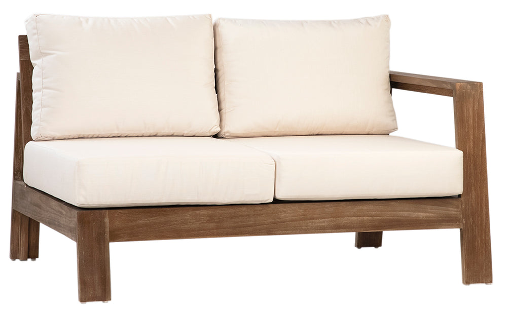 Aberdeen Sofa 2 Seater, Single Arm   outdoors Dovetail Four Hands, Mid Century Modern Furniture, Old Bones Furniture Company, https://www.oldbonesco.com/