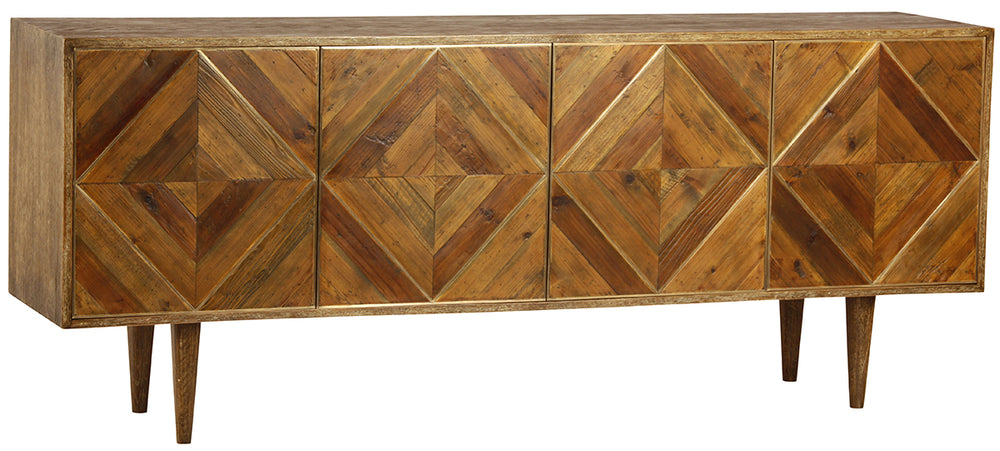 Josef Sideboard   Sideboard Dovetail Four Hands, Mid Century Modern Furniture, Old Bones Furniture Company, https://www.oldbonesco.com/