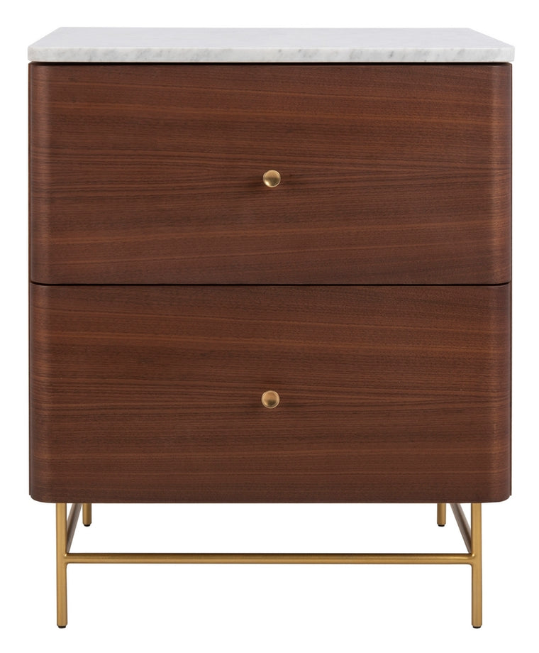 Channing 2 Drawer Nightstand