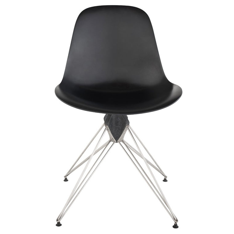 Kahn Dining Chair - Black