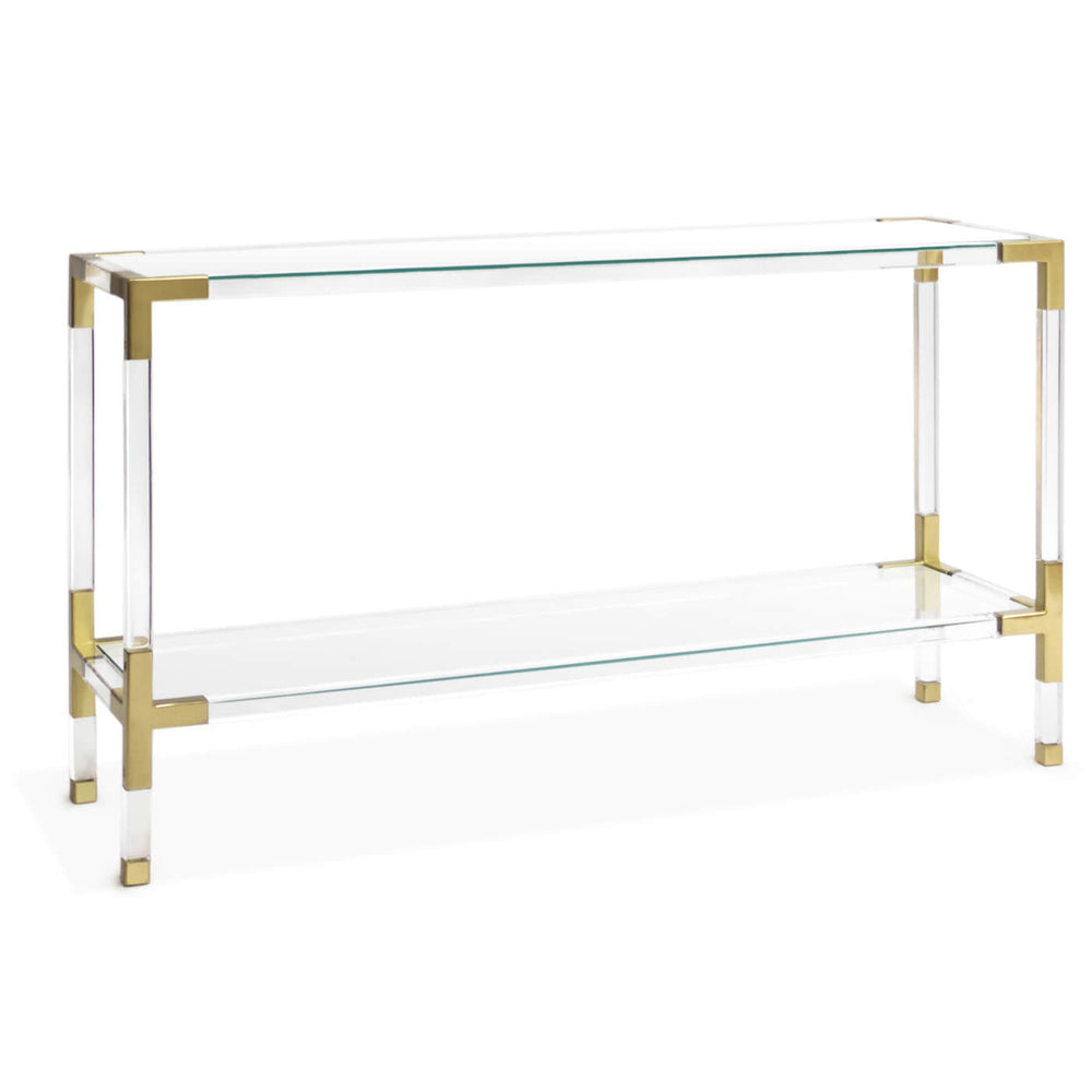 Jacques Console   Console Table Jonathan Adler Four Hands, Mid Century Modern Furniture, Old Bones Furniture Company, https://www.oldbonesco.com/
