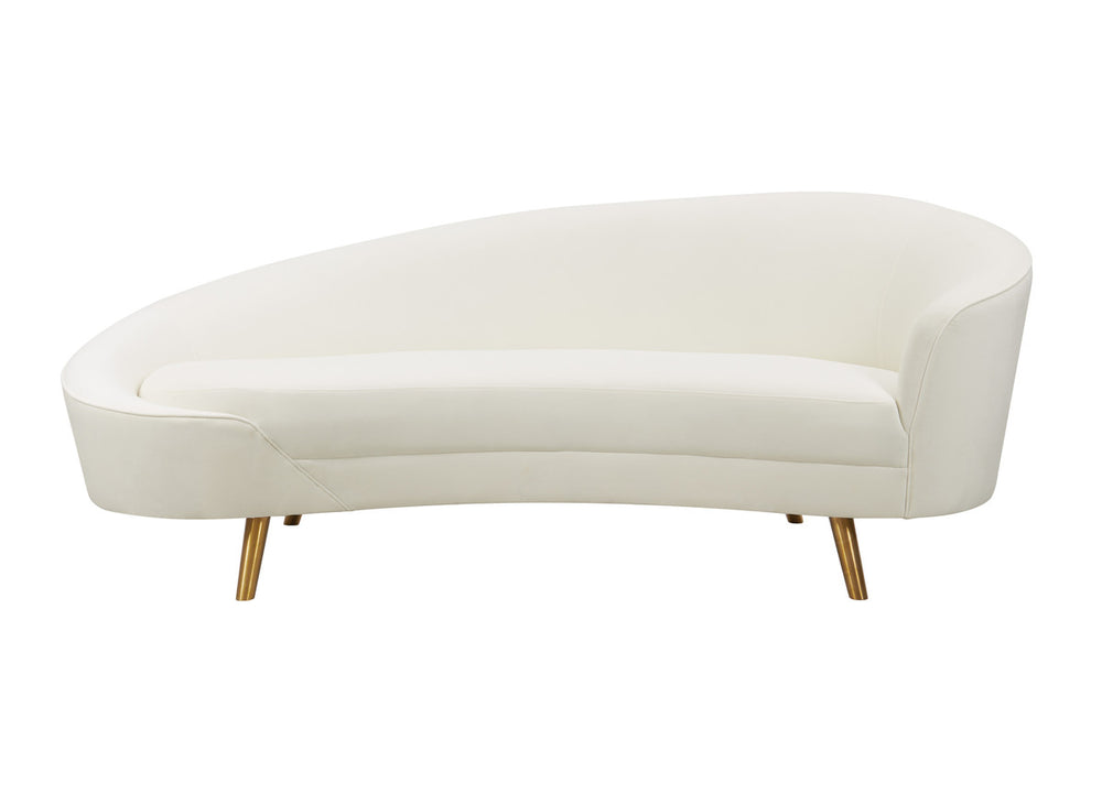 Cleopatra Velvet Sofa   sofa TOV Furniture, Old Bones Co, Modern Furniture, https://www.oldbonesco.com/