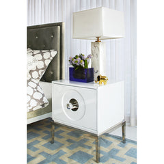 Channing Large End Table http://www.oldbonesco.com/ End Table  - 5