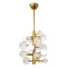 Globo Five-light Chandelier http://www.oldbonesco.com/ Chandelier  - 1