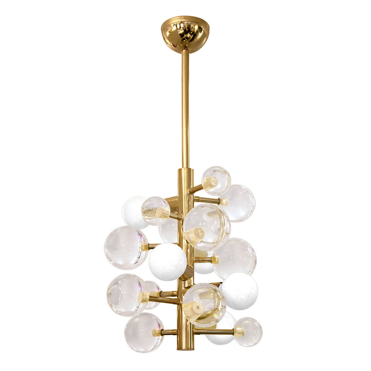 Globo Five-light Chandelier