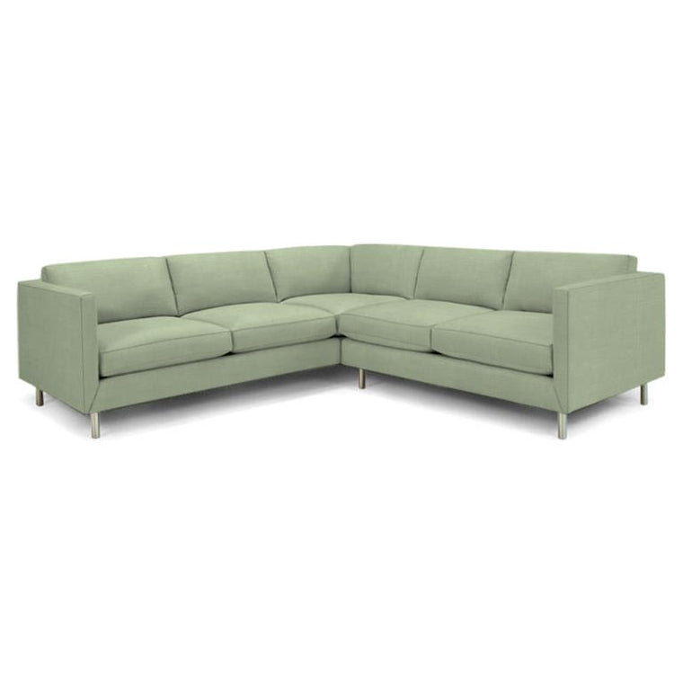 Topanga Sectional Right Arm Facing Basketweave