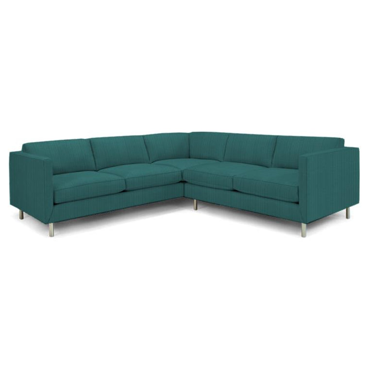 Topanga Sectional Right Arm Facing Sunbrella