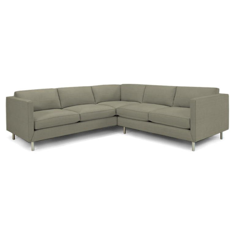 Topanga Sectional Right Arm Facing Linen