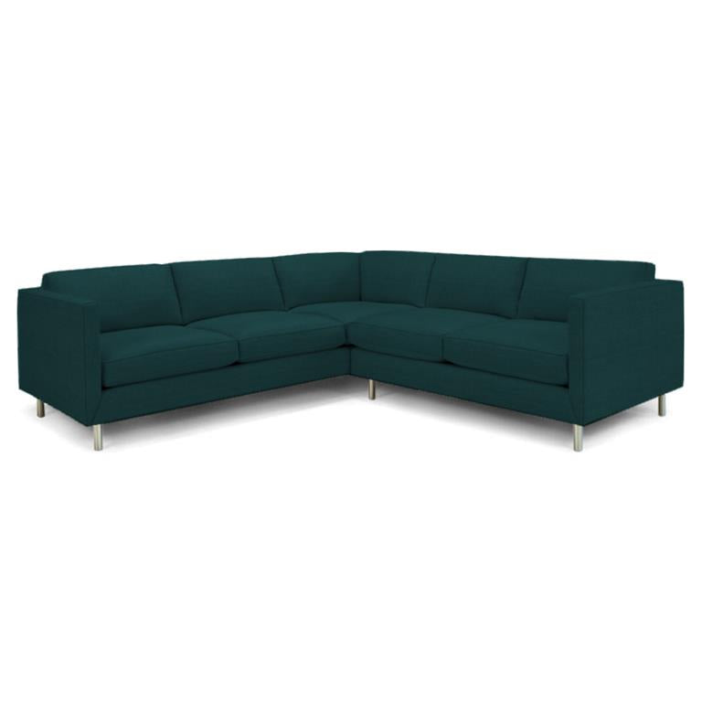 Topanga Sectional Right Arm Facing Linen Chalet Dragonfly Chalet Dragonfly Sofa Jonathan Adler Four Hands, Mid Century Modern Furniture, Old Bones Furniture Company, https://www.oldbonesco.com/
