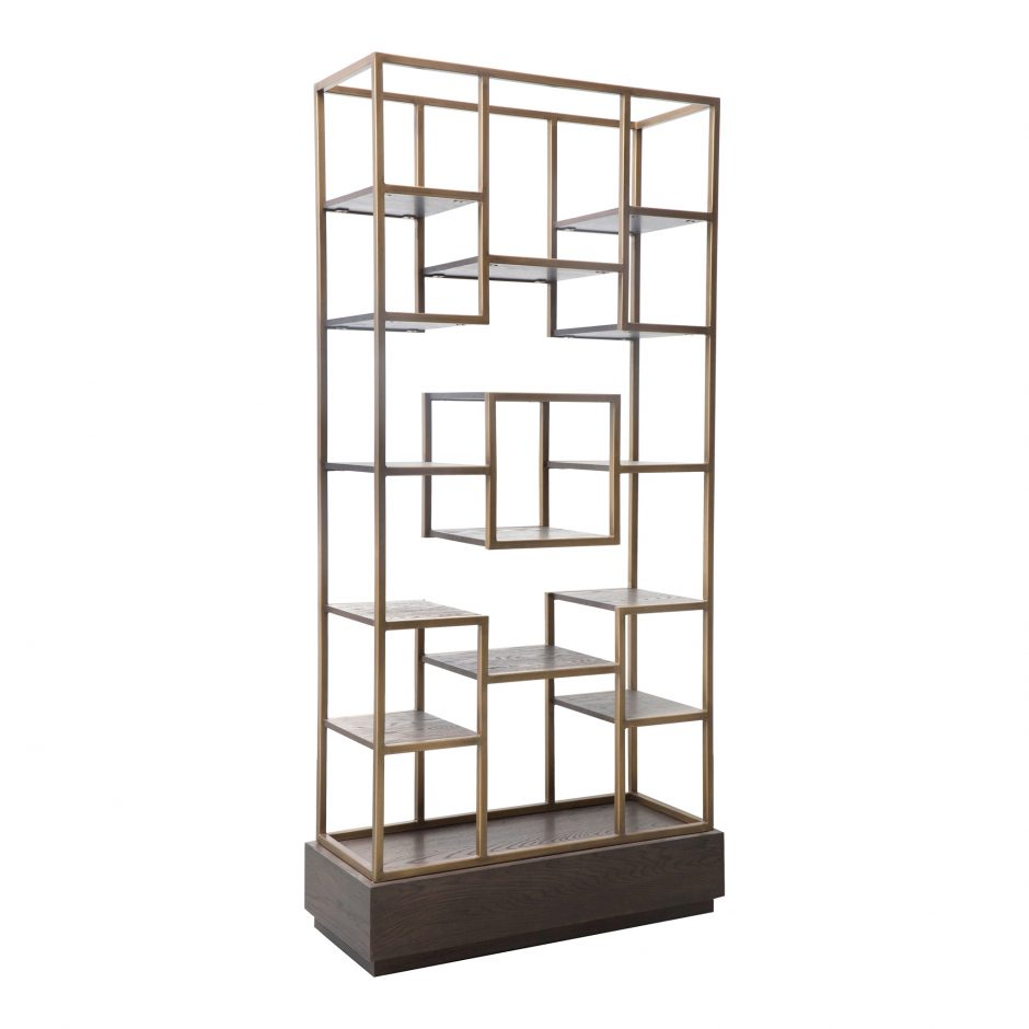 Kinross Book Case   bookcase Moe's Old Bones Furniture Company https://www.oldbonesco.com/