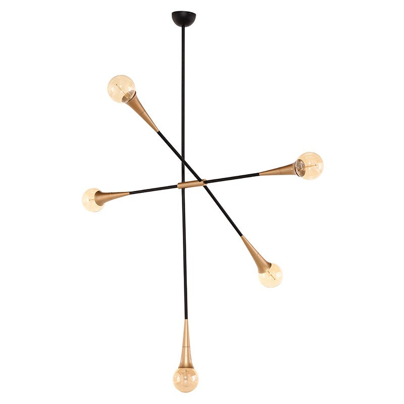 Tristan Pendant   Lighting Nuevo Old Bones Furniture Company https://www.oldbonesco.com/