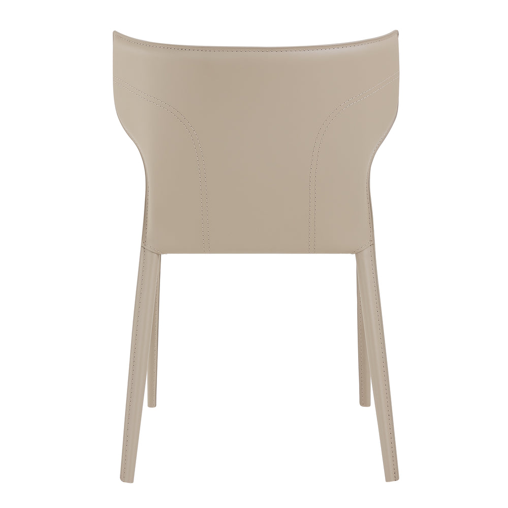 Divinia Stacking Chair(Set of Two)   Chair Eurostyle, Old Bones Co, Modern Furniture, https://www.oldbonesco.com/