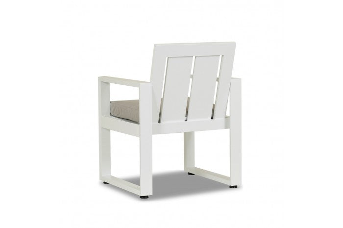 Newport Dining Chair   Outdoor Sunset West Old Bones Furniture Company https://www.oldbonesco.com/