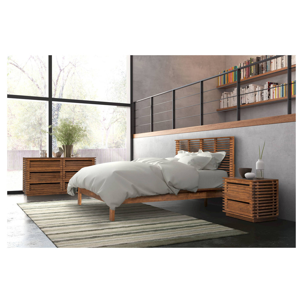 Linea Bed - Old Bones Furniture Company