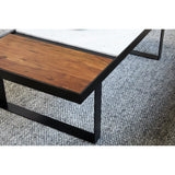 Blox Coffee Table   Coffee Table Moe's Old Bones Furniture Company https://www.oldbonesco.com/