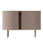Audacious Cabinet - Light Oak - Dusty Rose