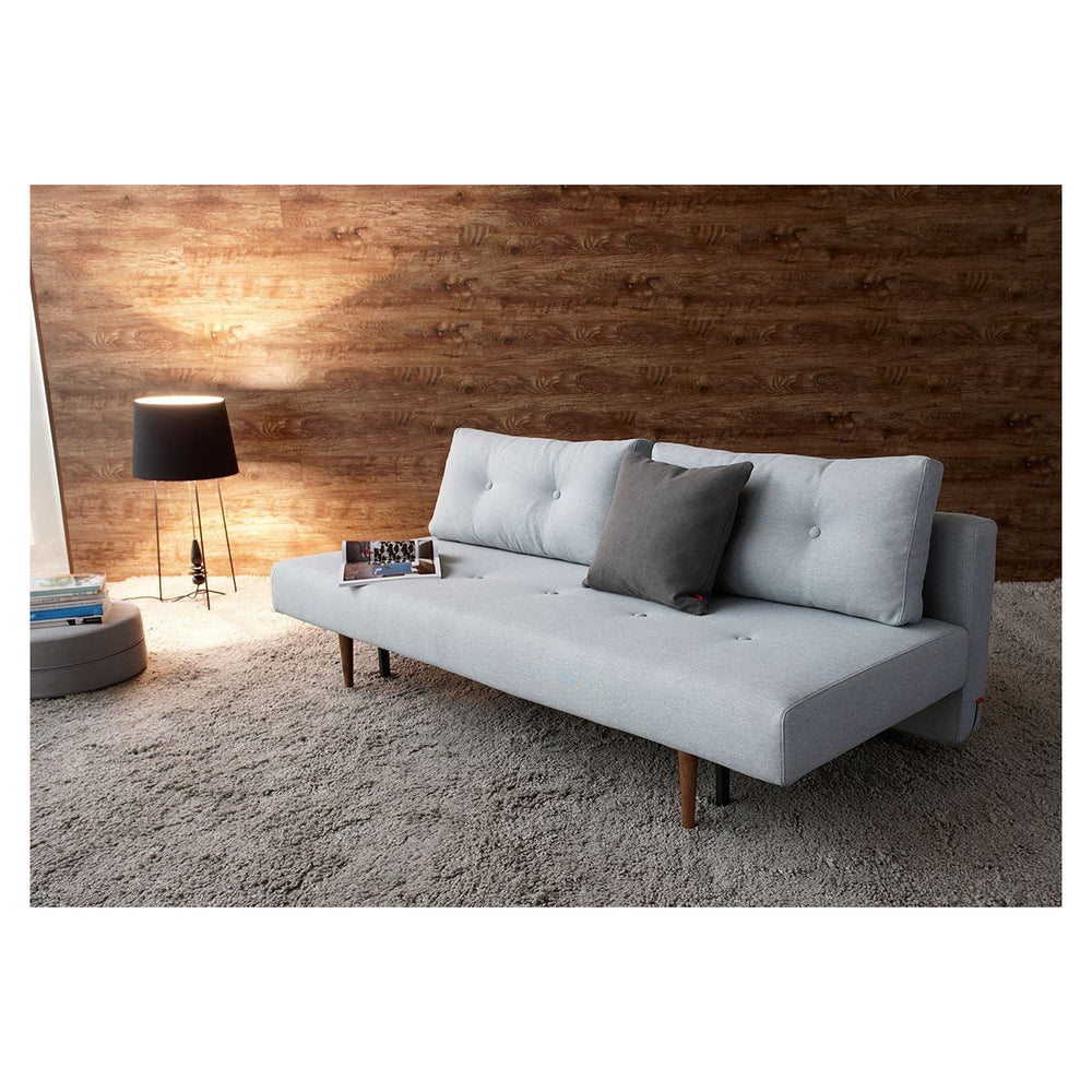 Recast Plus Sofa Bed Dark Styletto   Daybed INNOVATION Old Bones Furniture Company https://www.oldbonesco.com/