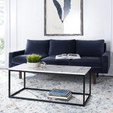 Baize Coffee Table   Coffee Table Safavieh, Old Bones Co  https://www.oldbonesco.com/
