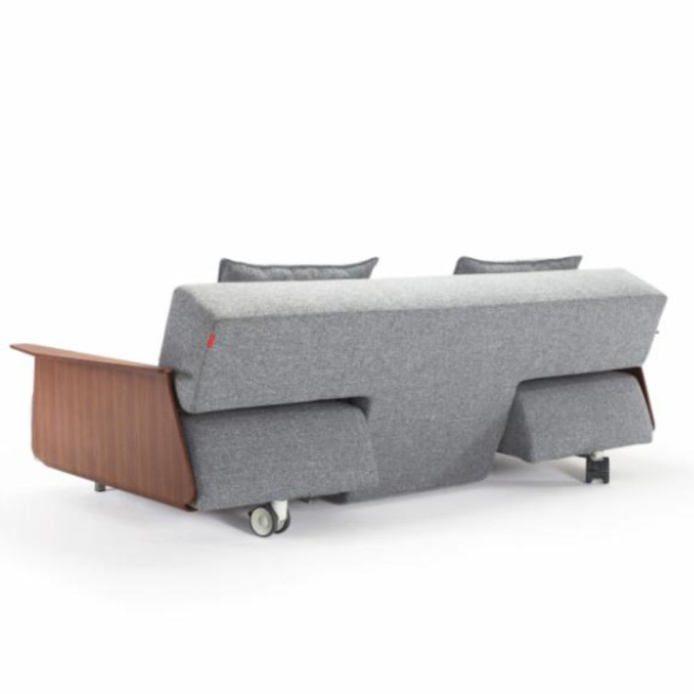 Long Horn D.E. Sofa Bed With Arms   Daybed INNOVATION Old Bones Furniture Company https://www.oldbonesco.com/