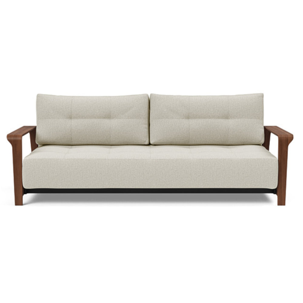 Ran D.E.L Sofa Bed Queen / 527 Mixed Dance Natural Queen sofa beds INNOVATION Four Hands, Mid Century Modern Furniture, Old Bones Furniture Company, https://www.oldbonesco.com/