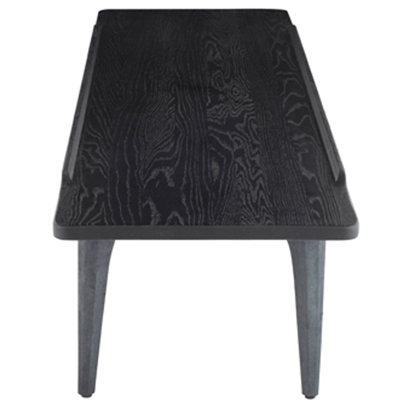 Salk Coffee Table - Black