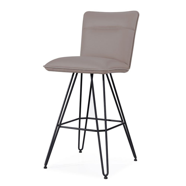Cherner Inspired Counter Stool Old Bones Furniture Company