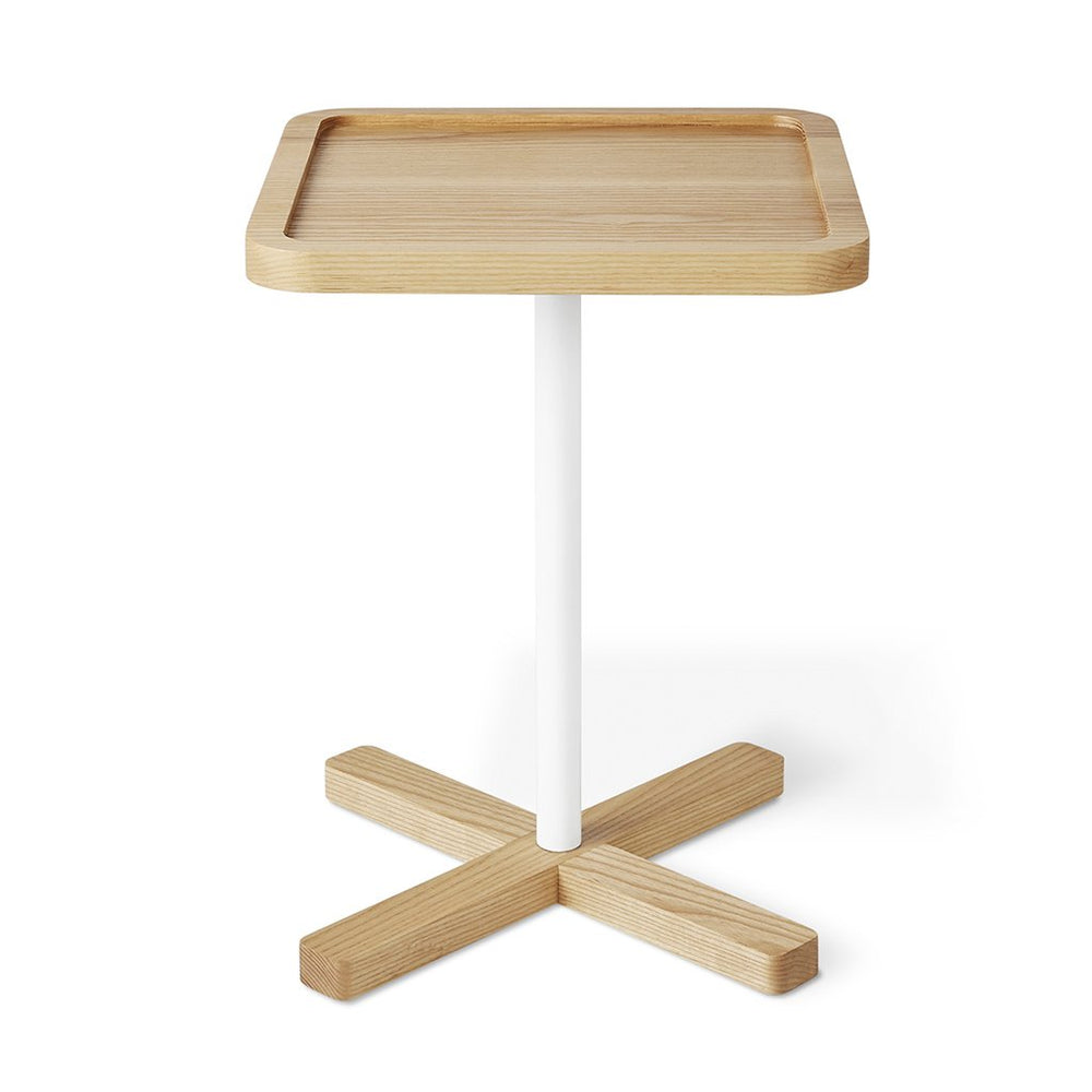 Axis End Table Natural Ash Natural Ash End Table Gus*, Old Bones Co  https://www.oldbonesco.com/