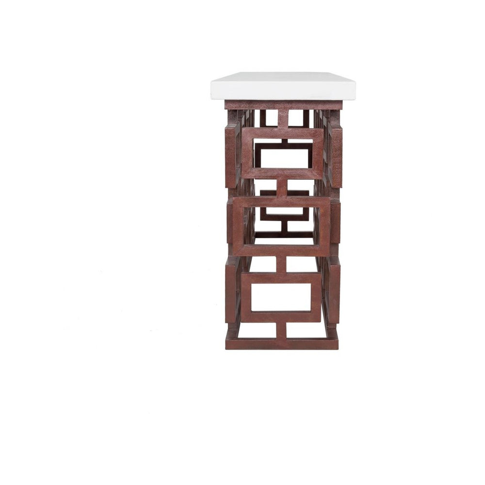 Ivey Outdoor Console Table - BQ-1033-18-3