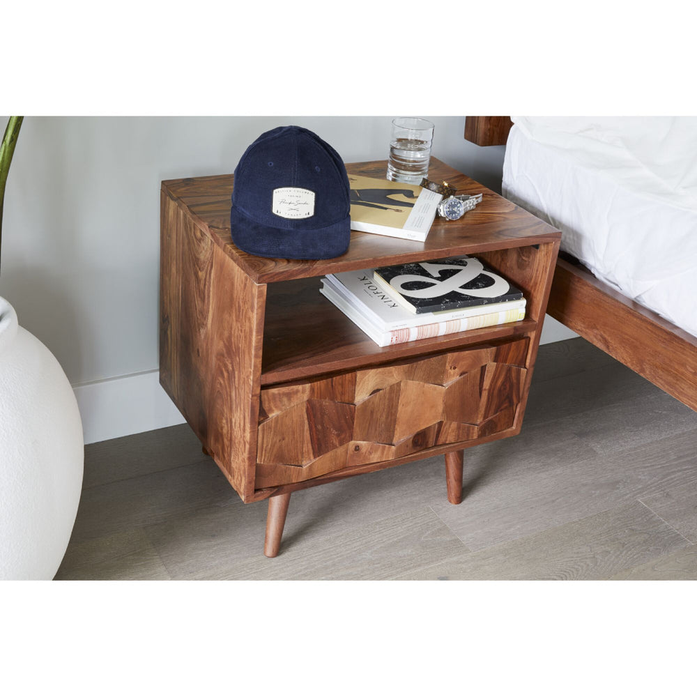O2 Nightstand   Nightstand/End Table Moe's, Old Bones Co  https://www.oldbonesco.com/