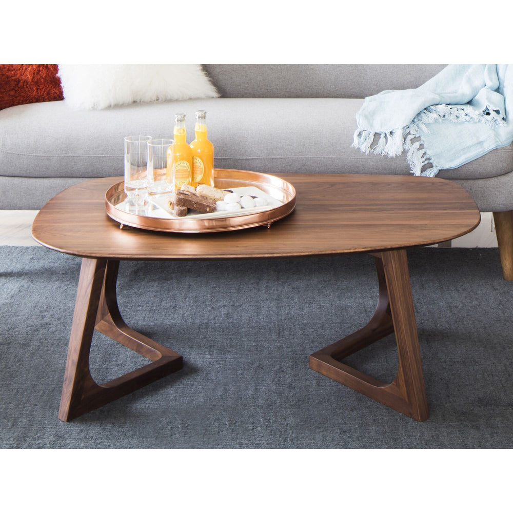 Moe's Godenza Coffee Table Small