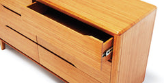 Currant 6 Drawer Dresser, Caramelized http://www.oldbonesco.com/ Dresser  - 2