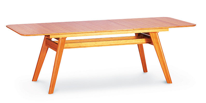 Currant Extendable Dining Table, Caramelized