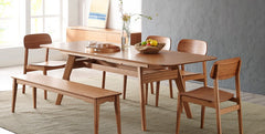 Currant Extendable Dining Table, Caramelized http://www.oldbonesco.com/ Dining  - 2