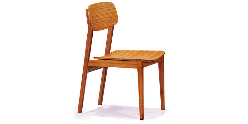 Currant Chair, Caramelized (Set of Two)