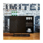 Myles Cabinet   Bar Cabinet Gus* Four Hands, Mid Century Modern Furniture, Old Bones Furniture Company, https://www.oldbonesco.com/