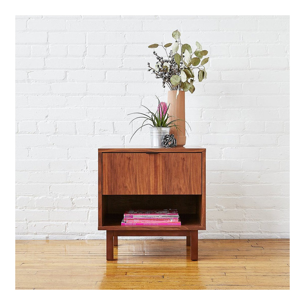 Belmont End Table   End Table Gus* Four Hands, Mid Century Modern Furniture, Old Bones Furniture Company, https://www.oldbonesco.com/