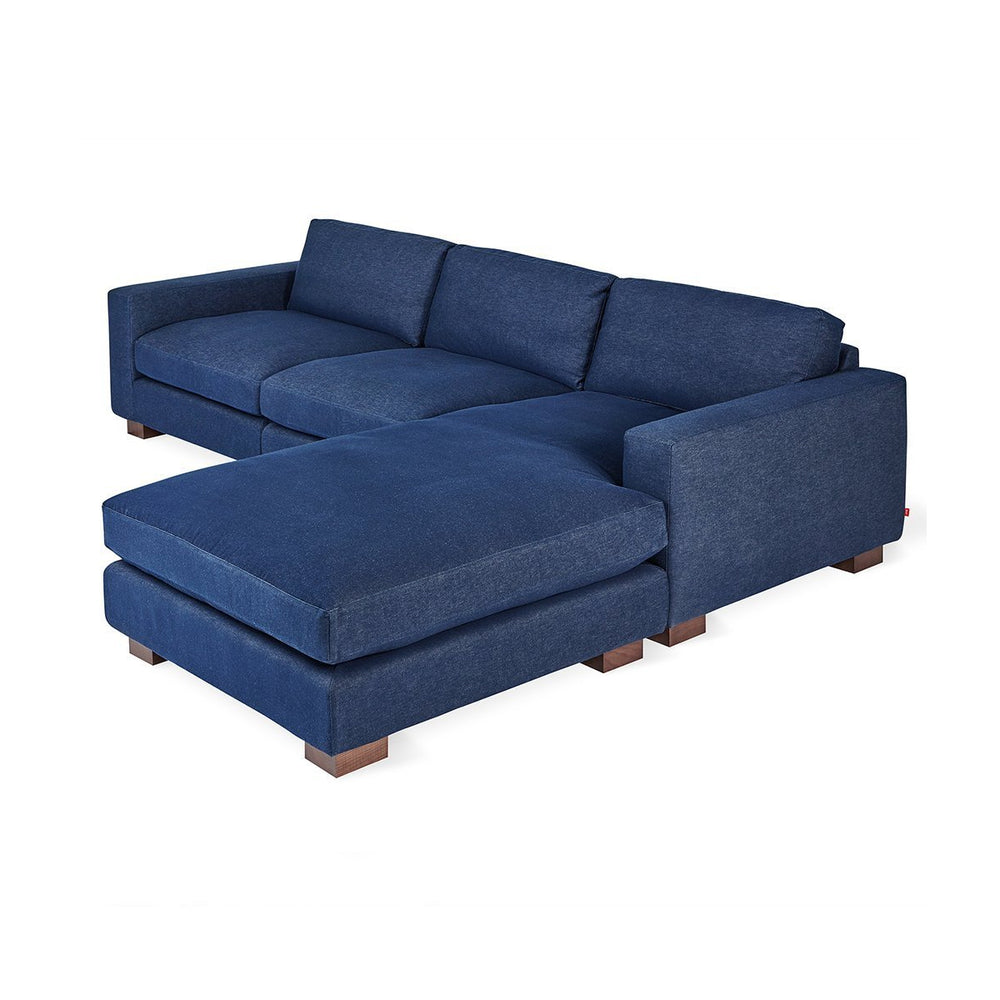 Parkdale Bi-Sectional Washed Denim Indigo Washed Denim Indigo Sectionals Gus*, Old Bones Co  https://www.oldbonesco.com/