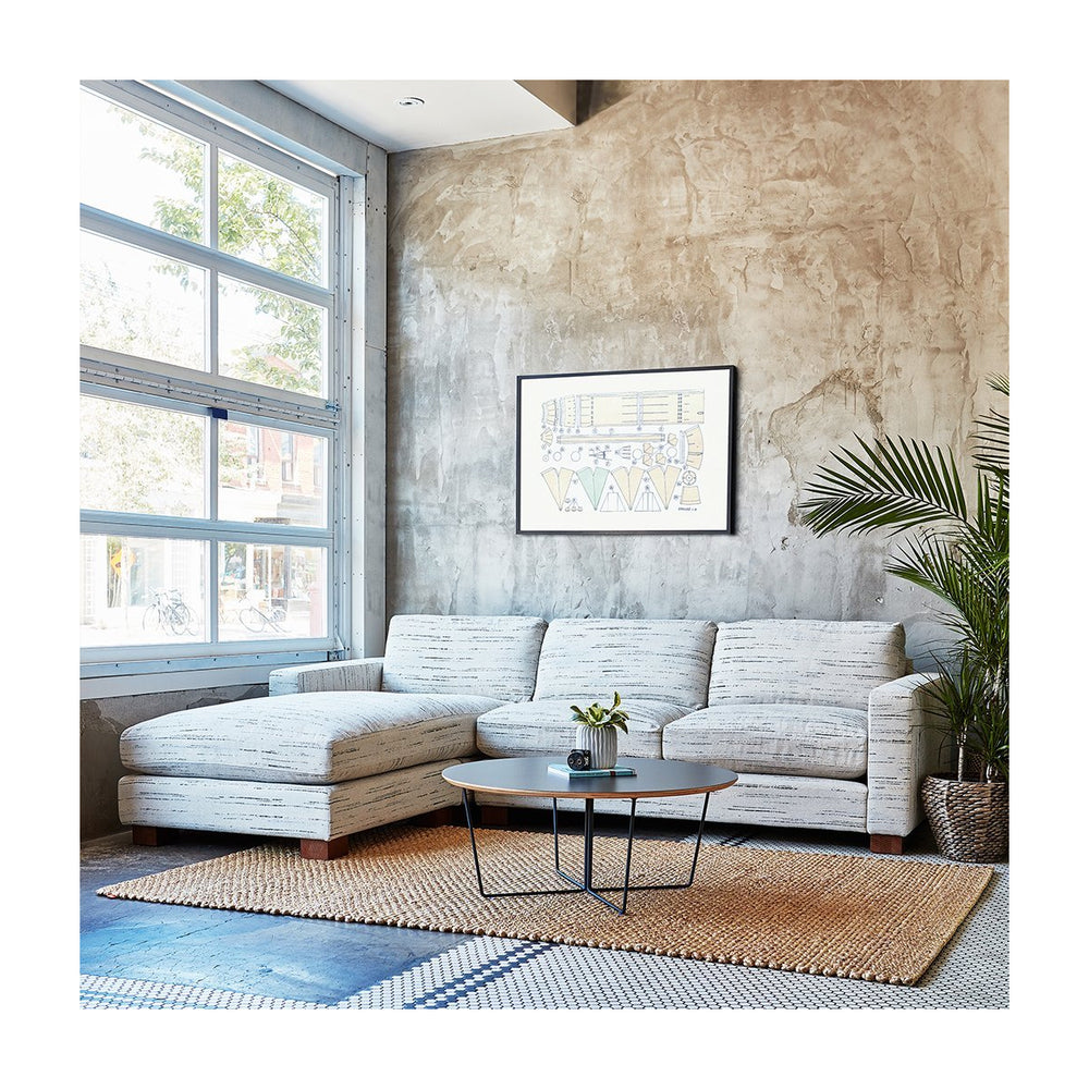 Parkdale Bi-Sectional   Sectionals Gus*, Old Bones Co  https://www.oldbonesco.com/