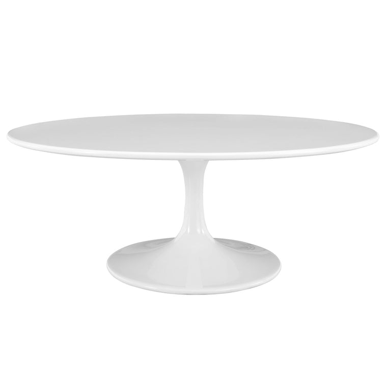 Lippa Coffee Table in White