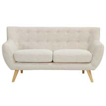 Remark Loveseat-Beige