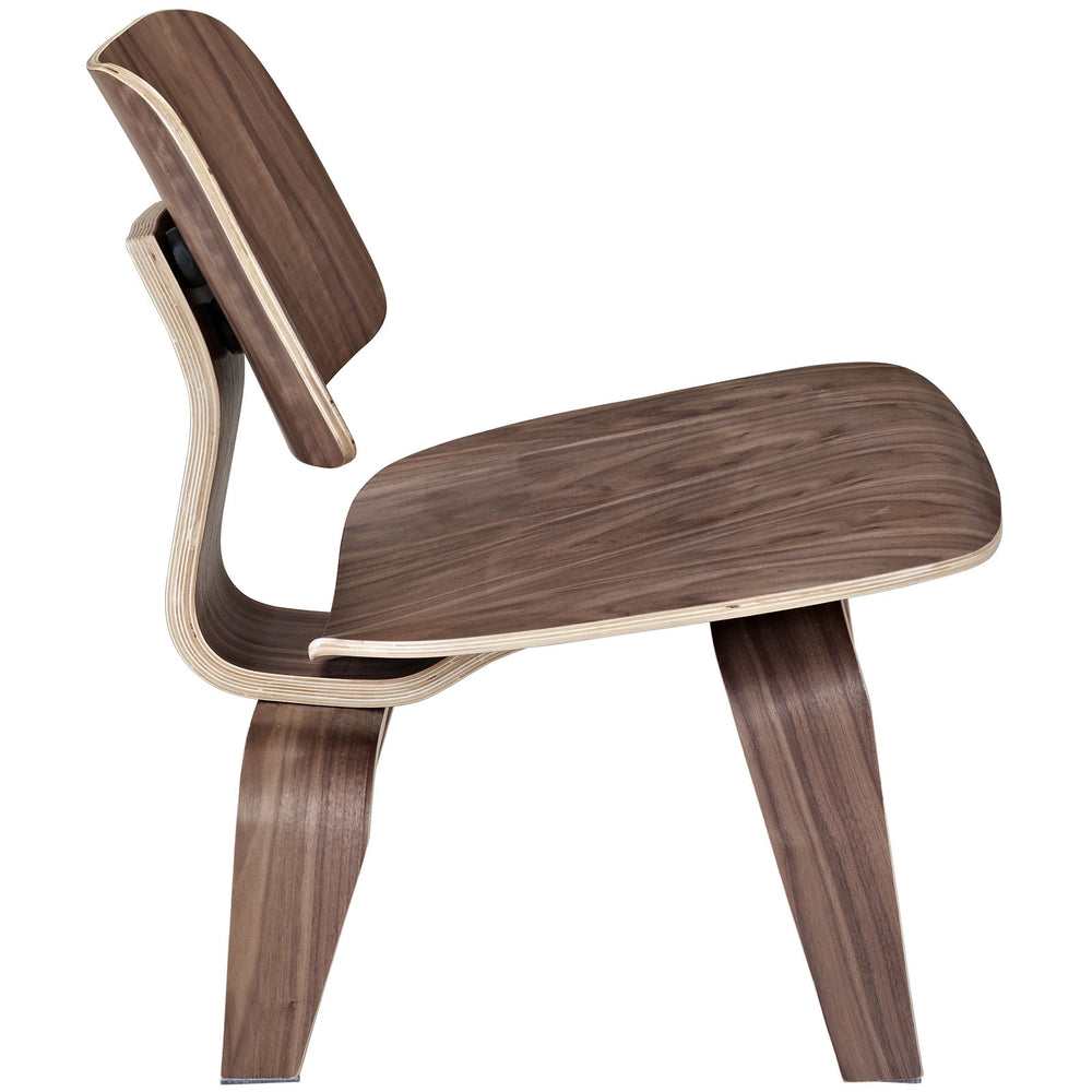 Eames Inspired Lounge Chair - Old Bones Furniture Company