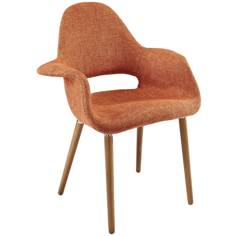 Eames Inspired Organic Twill Chair