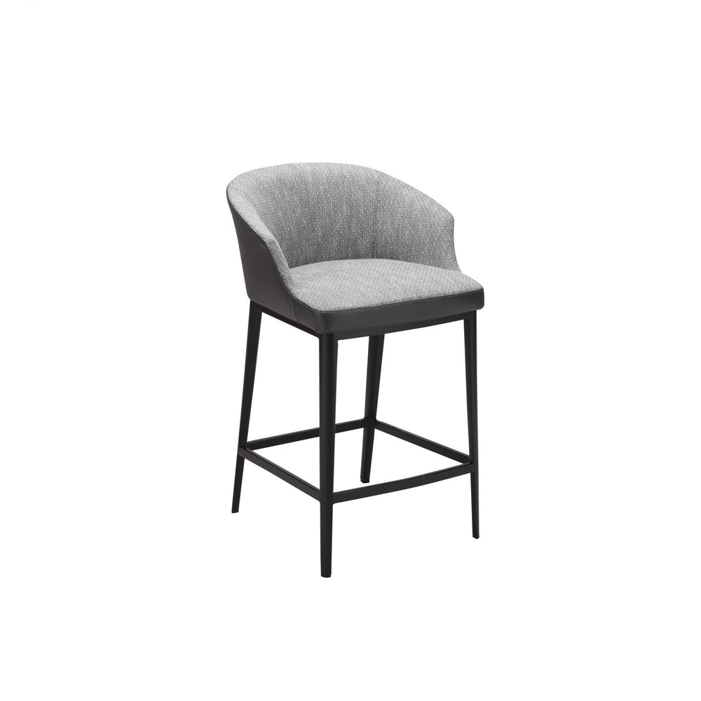 Beckett Counter Stool Grey - Old Bones Furniture Company