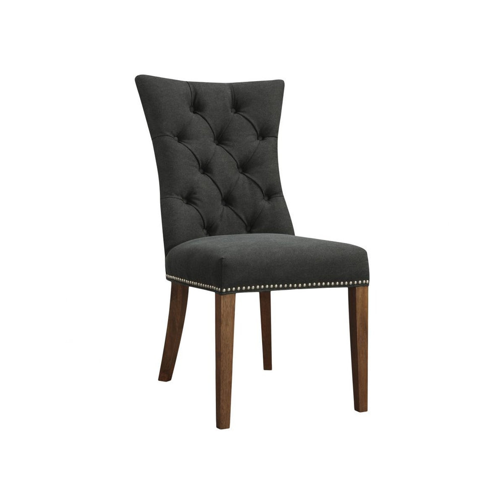 Barclay Side Chair Black-M2 (Set of 2)