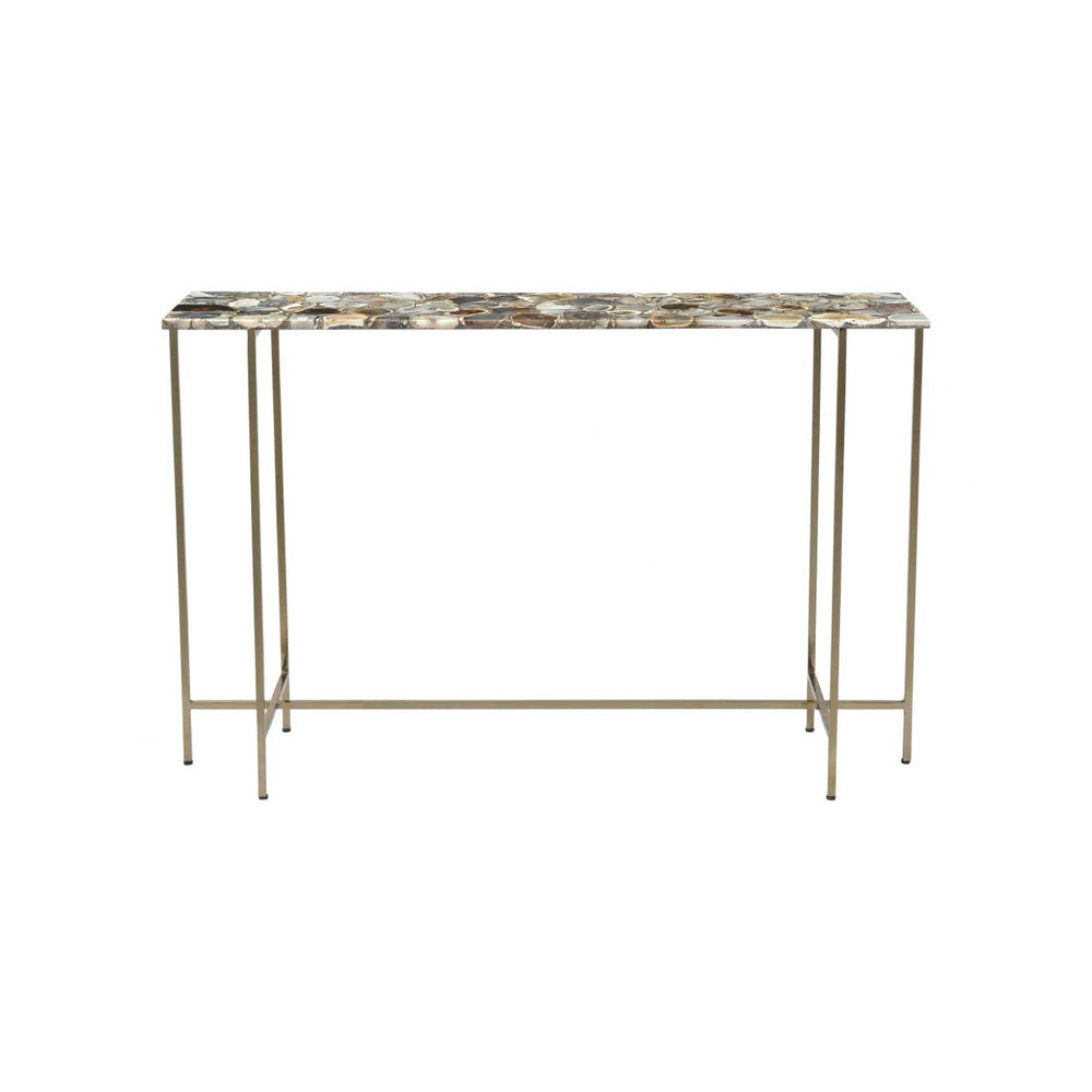 Agate Console Table - GZ-1006-37-2