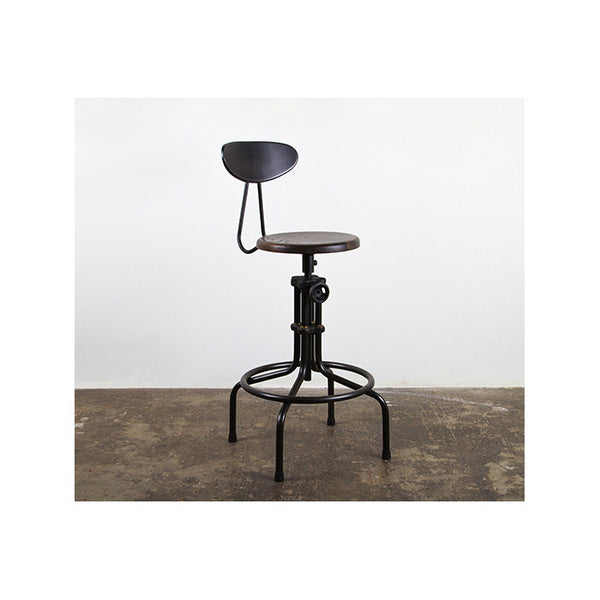 VS19C-b Counter Stool - Old Bones Furniture Company