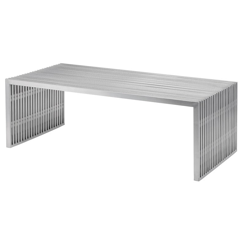 Amici Silver Metal Coffee Table   TABLE Nuevo, Old Bones Co  https://www.oldbonesco.com/